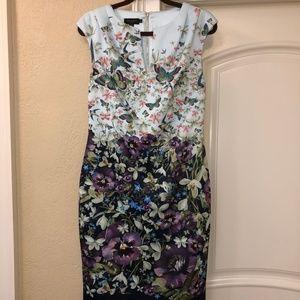 Ted Baker Tiha Dress Size US 10